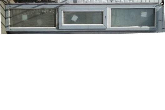 Окно пластиковое 2640х500 24 с/п Alpenprof