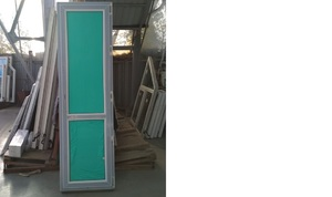 Дверь пластиковая 2300х670 24 сендвич Alpenprof