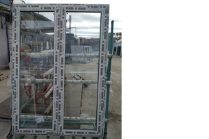 Окно пластиковое 1850х1300 32 с/п Rehau